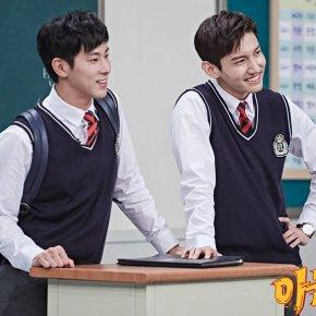 [VID] TVXQ! dans l'émission 'Knowing Brother' (ep97)