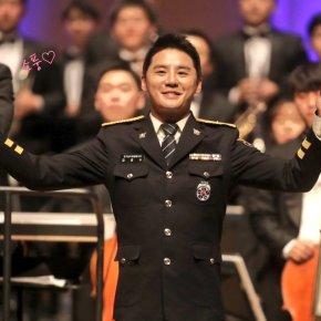 [PIC+VID] 171020 Junsu – Evénement avec la police deGyeonggi