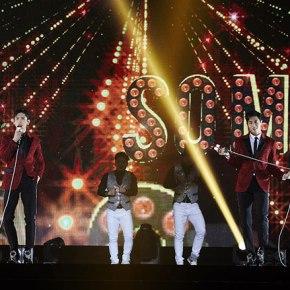 [PIC] 171015 TVXQ! Special Comeback Live – YouR PresenT – in Macau (partie2)