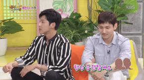 [TRAD] 171006 Yunho de TVXQ! raconte sa rencontre hilarante avec des fans de EXO etBTS