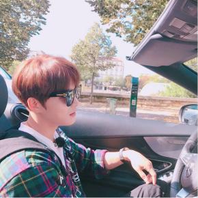 [PIC] 171002 Instagram deJaejoong