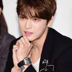 [PIC] 171109 Jaejoong à la conférence de presse de 'PhotoPeople'