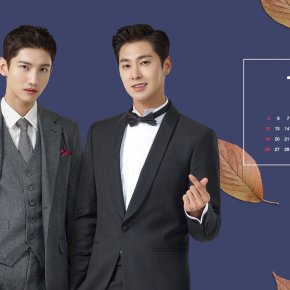[PIC+VID] 171030 TVXQ! pour The Shilla DFS (wallpapers nov. 2017 + vidéo making)
