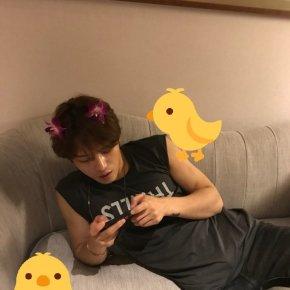 [PIC+TRAD] 171105 Twitter et Instagram deJaejoong