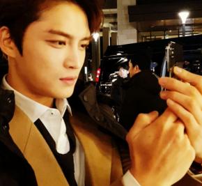 [VID] 171116 Jaejoong sur l'Instagram de laC-JeS