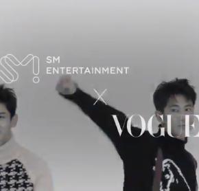 [VID] 171121 TVXQ! – SMTOWN x VOGUE KOREA X UNICEF KOREA (SMTOWN GALA2017)