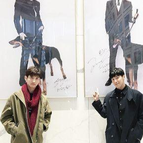 [PIC+INFO] 171124 Instagram de TVXQ! + SUM (Season'sGreeting)
