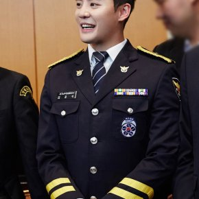 [PIC+VID] 171101 Junsu – Post C-JeS : 72nd Police Day Concert