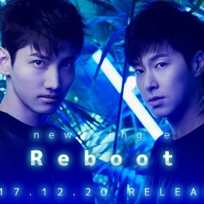 [PIC] 171125 Tohoshinki – Mise à jour du site officiel avec les photosde「Reboot」