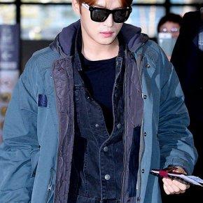 [PIC] 171208 Jaejoong à l'aéroport de Gimpo → leJapon