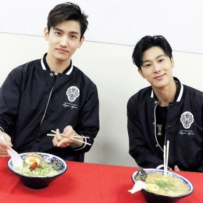 [PIC] 171204 Bigeast Staff Report : 東方神起 LIVE TOUR 2017 ~Begin Again~in Fukuoka
