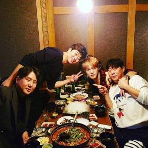 [PIC] 171204 Jaejoong sur divers comptesInstagram