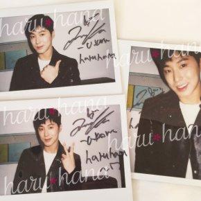 [PIC] 171204 Yunho pour le magazine 'haru*hana'