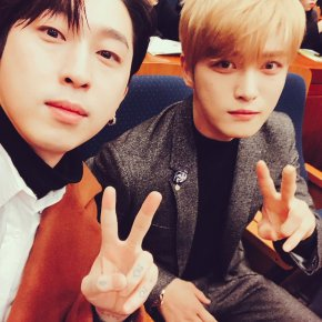 [VID+PIC] 171207 Instagram de Jaejoong + Instagram du rappeurSleepy