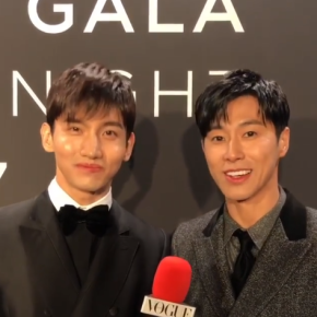 [VID] 171209 TVXQ! au '2017 SMTOWN GALA CHARITY NIGHT with Vogue & UNICEF'