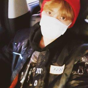 [PIC+VID+TRAD] 171211 Instagram et Twitter deJaejoong