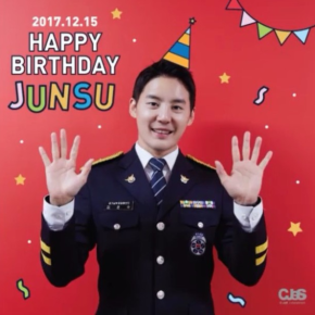 [PIC+VID] 171215 Junsu sur divers comptes Instagram #Happy32ndXIAday 💕