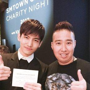 [PIC+TRAD] 171215 Changmin sur l'Instagram deTVXQ!