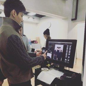 [PIC] 171220 Changmin sur l'Instagram du magazineCREA