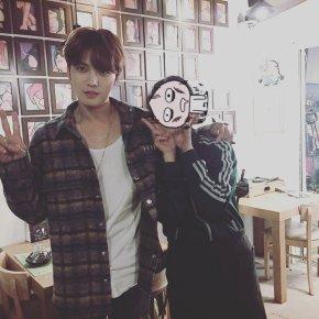 [PIC+VID] 171226 Jaejoong sur divers comptes Instagram (+ PhotoPeople)