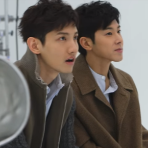 [VID] 171211 Tohoshinki pour le magazine 'CREA', film making