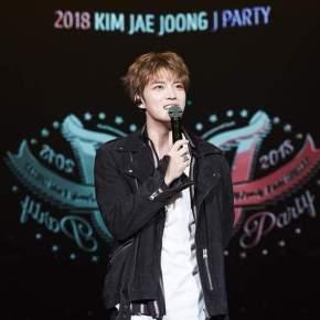 [PIC+VID] 180129 Jaejoong sur divers réseauxsociaux