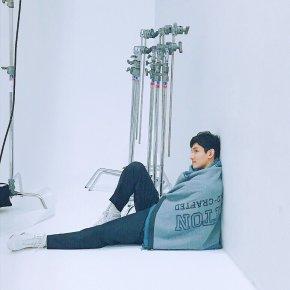 [PIC] 1780102 Changmin sur le Twitter du magazineCREA