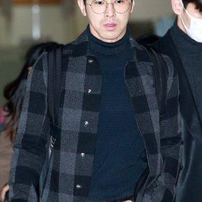 [PIC] 180122 TVXQ! à l'aéroport de Gimpo, de retour enCorée