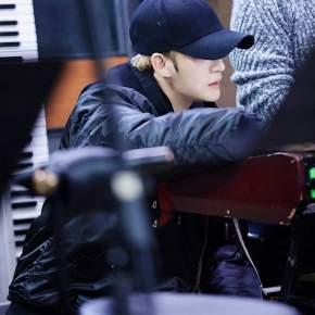 [PIC] 180122 Jaejoong en répétitions pour saJ-Party