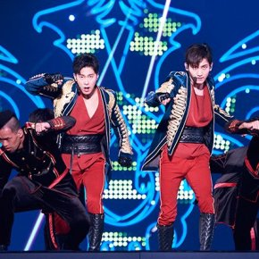 [PIC] 180122「東方神起 LIVE TOUR 2017~Begin Again~」in Osaka