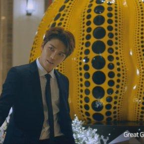 [PIC+VID] 180119 Jaejoong – Publicité pour 'ParadiseCity'