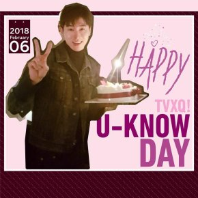 [VID+PIC] 180206 Yunho sur divers comptes Instagram #HappyBirthdayYunho