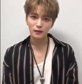 [VID] 180216 Weibo de Jaejoong : message pour le nouvel anlunaire