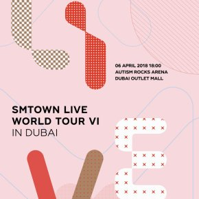 [INFO] TVXQ! – SMTOWN LIVE WORLD TOUR VI IN DUBAI