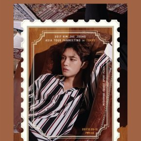 [INFO] Sortie DVD : '2017 KIM JAE JOONG ASIA TOUR FANMEETING inTOKYO'