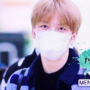 [PIC] 180228 Jaejoong à l'aéroport de Gimpo (de retour enCorée)
