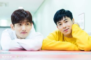 [PIC] 180330 TVXQ! pour NAVER x Dispatch