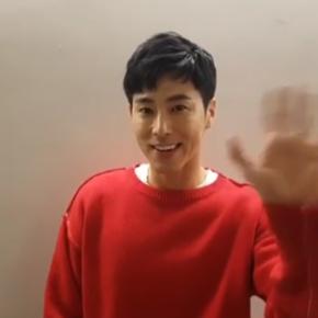 [VID] 180321 Yunho – Message pour le Kia Tigers BaseballClub
