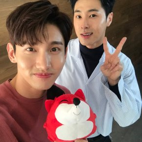 [PIC] 180326 TVXQ! – Interviews exclusives pour 'Sohu' et 'Oh My 思密达'