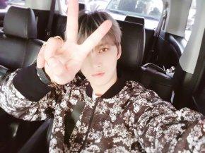 [PIC+TRAD] 180327 Twitter deJaejoong