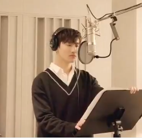 [VID] 180328 Changmin – Cadeau pour les fans chinois '믿어요 I Believe' (Chinese ver.)
