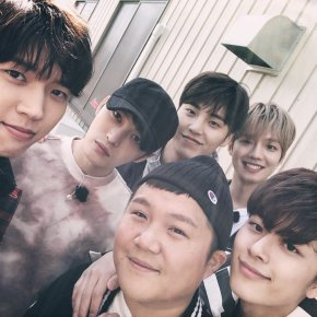 [PIC] 180329 Jaejoong sur le Twitter de YooSeonho