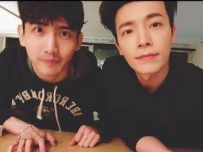 [PIC+TRAD] 180330 Changmin sur l'Instagram deDonghae
