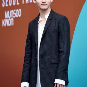 [PIC+VID] 180324 Changmin à la '2018 F/W Hera Seoul FashionWeek'