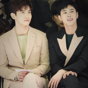 [PIC+VID] 180320 TVXQ! à la '2018 Hera Seoul FashionWeek'