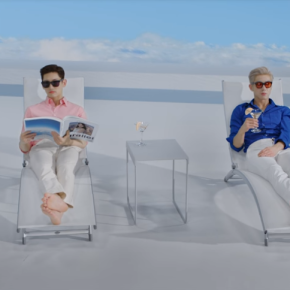 [VID] TVXQ! 동방신기 '평행선 (Love Line)' MV Teaser#1