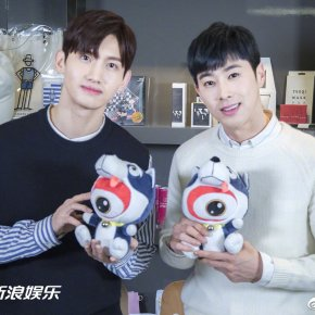[PIC] 180403 TVXQ! – Interview exclusive avec SINA