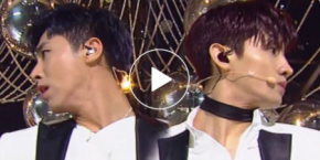 [VID] 180401 TVXQ! – Performance de '운명(The Chance of Love)' (Inkigayo – fancam ver.)