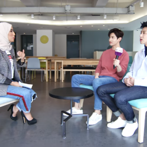 [VID] 180401 TVXQ ! – Interview exclusive avec AlArabiya