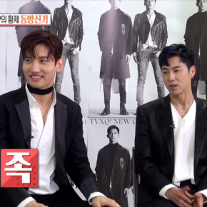 [VID] 180402 TVXQ! dans l'émission 'Section TV (섹션 TV)'